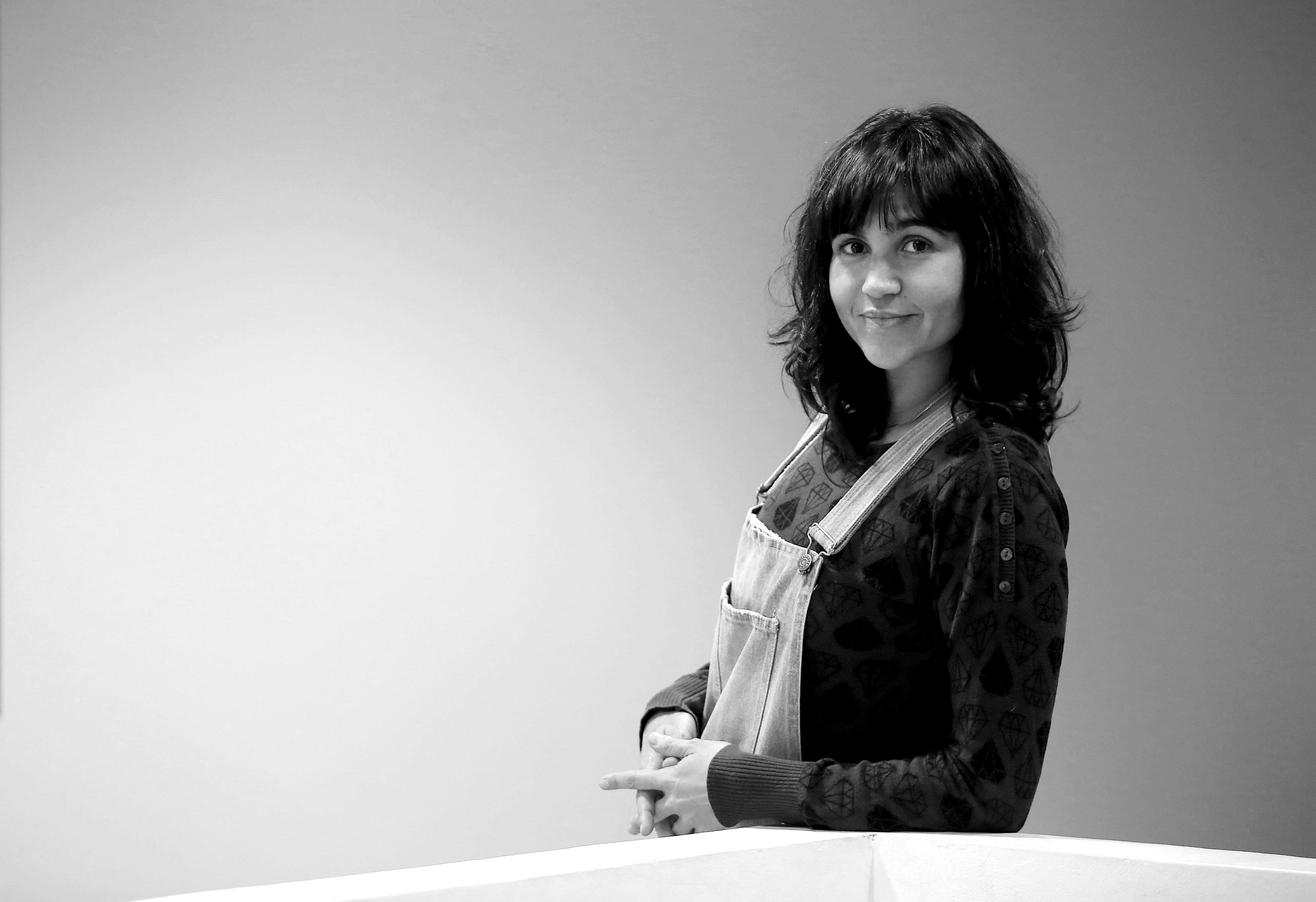 Retrato Miriam Chacón / Foto: Rubén Cacho