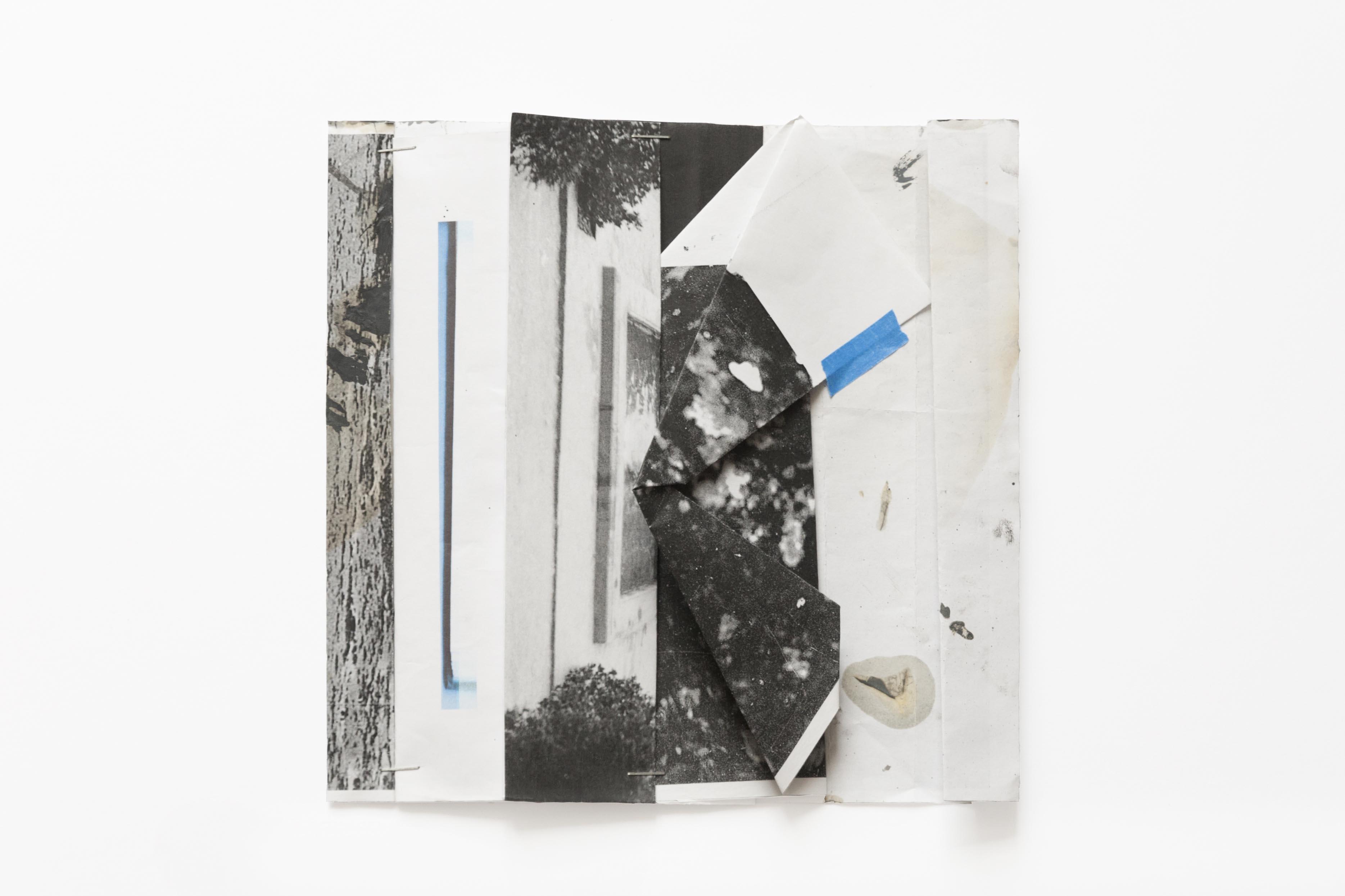 Ejercicios sobre el archivo, 2018, Collage
